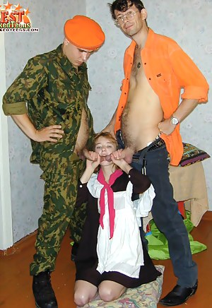 Military Girls Porn Pictures